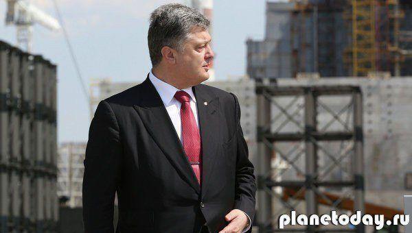 В Кремле назвали голословным заявление Порошенко