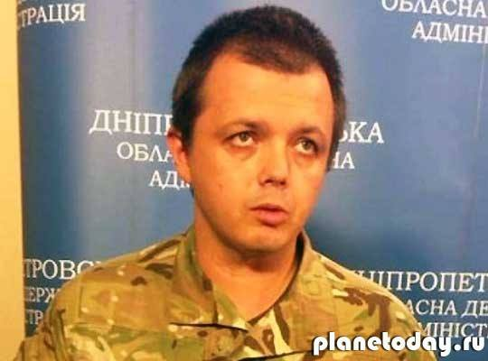 Семенченко отказывается штурмовать Донецк