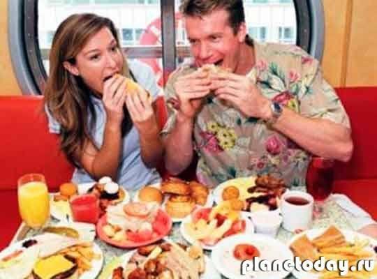 11 мая - национальный день, когда можно есть то, что хочется