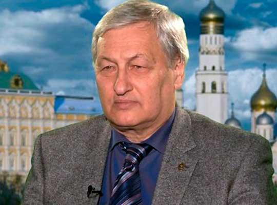 Директор РИСИ генерал-лейтенант Леонид Решетников