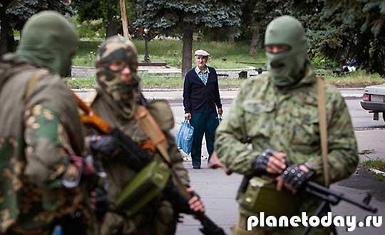 Солдаты ВСУ бегут от войны в республику