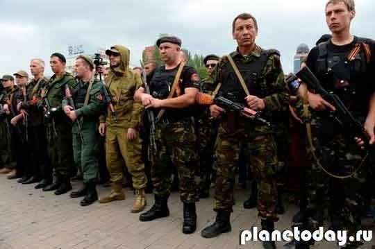 Последние сообщения военкоров и ополченцев о ситуации в Новоросии 13.05.2015
