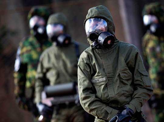 В качестве химического оружия ВСУ могут использовать хлорпикрин