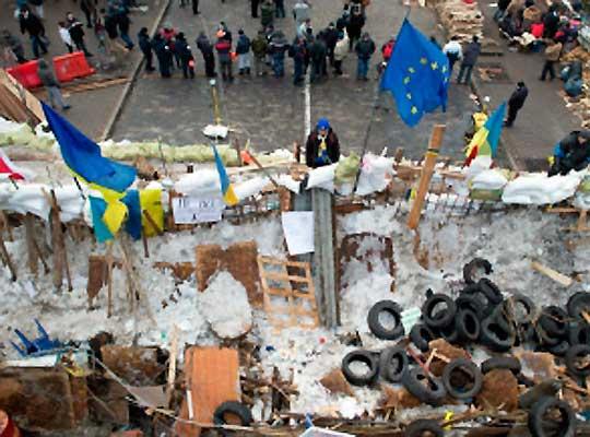 Назад, в светлое феодальное будущее, Украина!