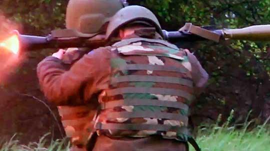 Инструктор из США показал бойцам ВСУ, что «делать с русскими»