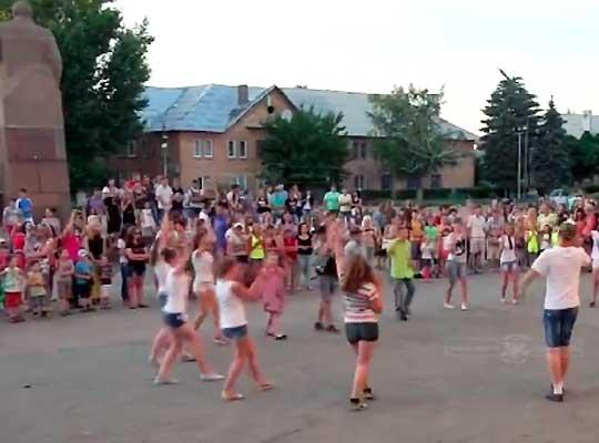 27 июня прошел День Молодежи в Лутугино