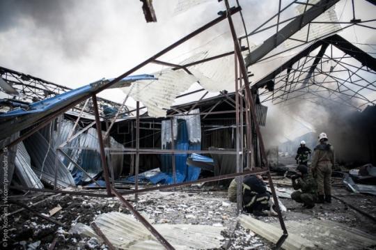 Сообщение от жительницы Донецка