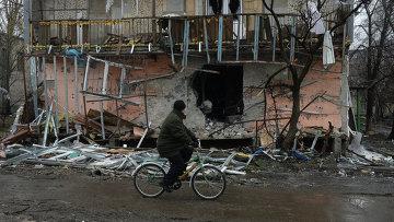В Министерстве обороны ДНР обстрелы Марьинки считают провокацией со стороны украинских силовиков и срывом минских договорённостей.