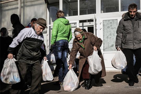 Экс-министр: 99% украинских пенсионеров живут за чертой бедности