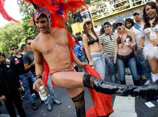 На Украине введут диктатуру гомосексуализма
