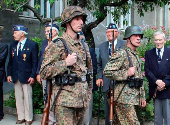 Украина любит и помнит своих фашистов