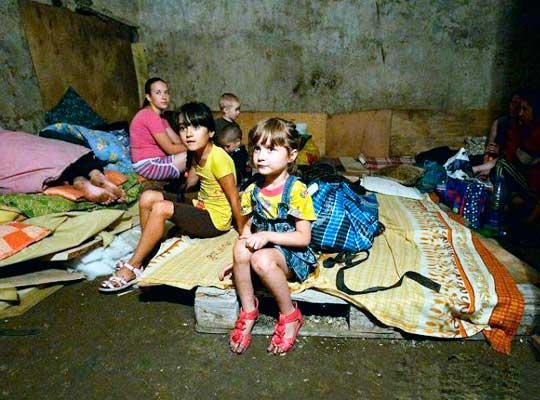 Девятьсот детей из Донецка отправятся на отдых в Ростовскую область