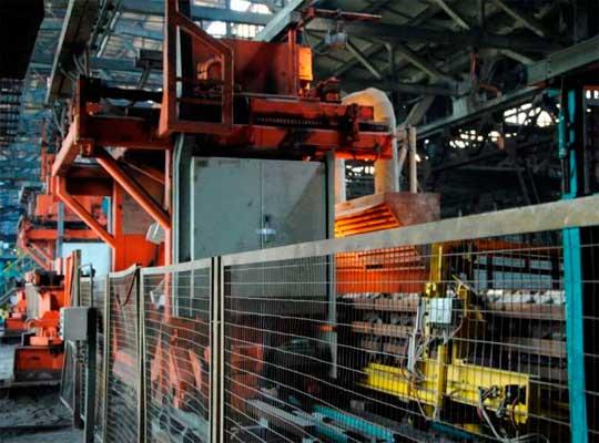 В Луганске запустили литейно-механический завод