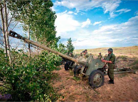 Вооружение времен Отечественной войны не запрещено Минском - ВСУ
