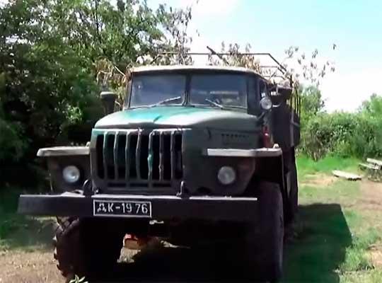В ДНР поблагодарили Порошенко за «регулярные поставки вооружения»