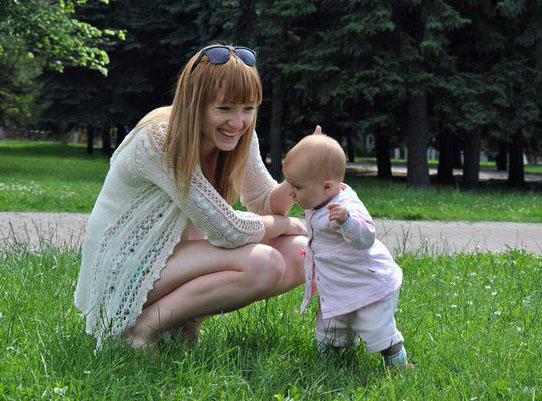 Это девочка Кира и её мама Кристина. Год назад их не стало.