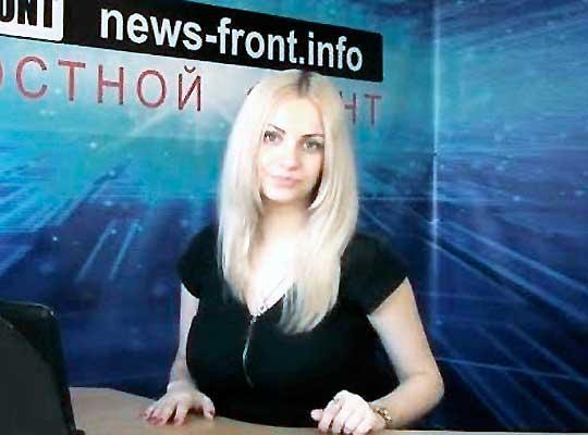 Сводка новостей Новороссии с Еленой Красовской