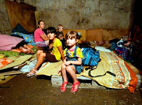 Дети в Горловке срочно нуждаются в помощи!