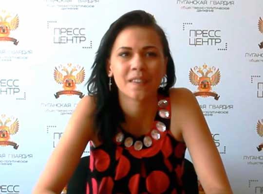 Интервью Анны Миранюк - девушки, освободившейся из плена