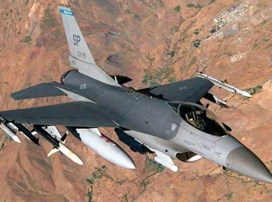 Минобороны Болгарии начинает переговоры по закупке истребителей F-16