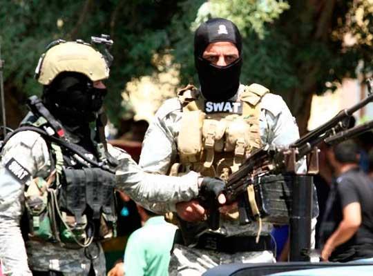 Аваков заявил о создании украинского SWAT