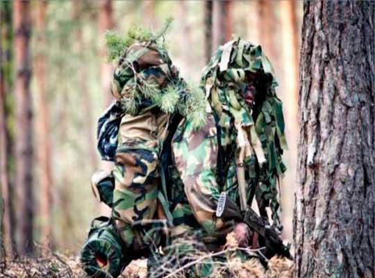 Соревнования спецназа в Казахстане