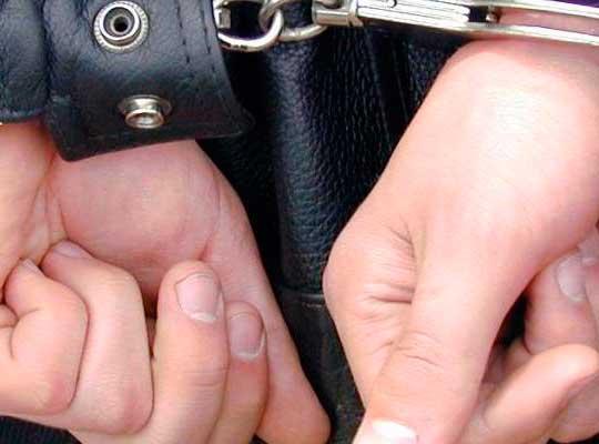 Луганская полиция задержала вымогателей денег