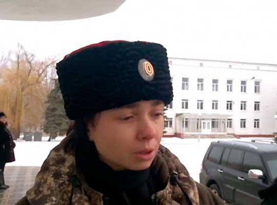 В Первомайске арестована Ольга Ищенко за расхищение гуманитарной помощи