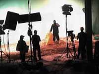Казнь заложника ИГИЛ снимали в кинопавильоне