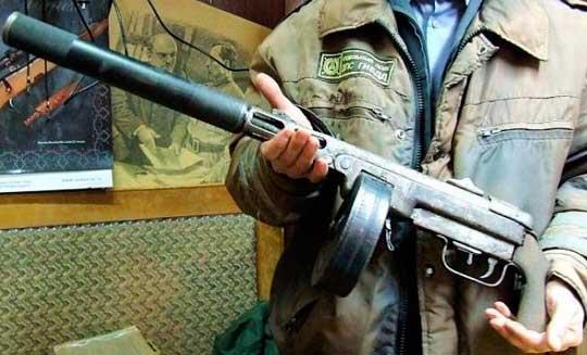 ППШ — легенда Великой Отечественной войны