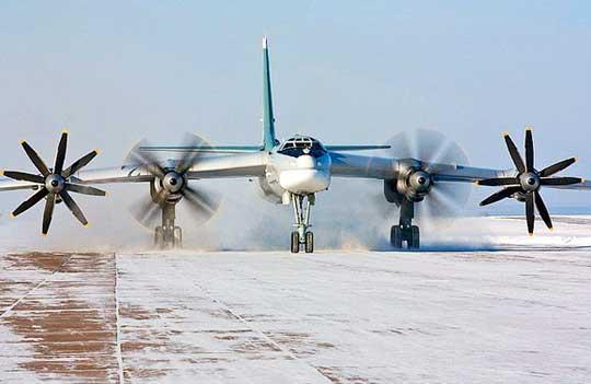 Бомбардировщики Ту-95МС. Продано!