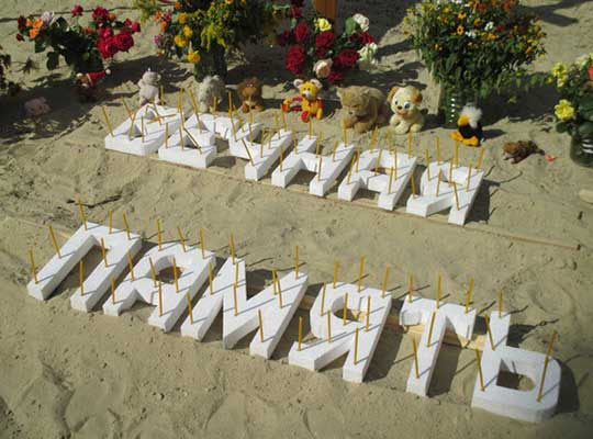 Памятный знак в честь жертв авиаудара ВСУ по Суходольску будет установлен в центре города