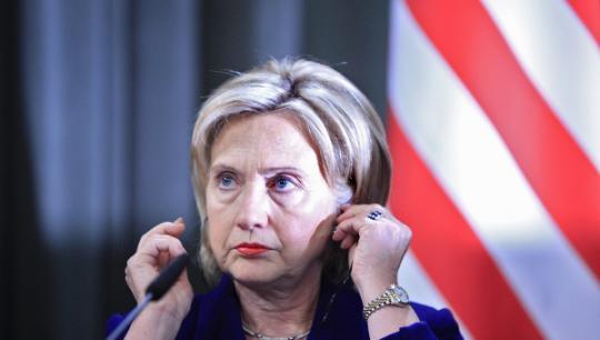 Хиллари Клинтон собрала необходимое для выдвижения в президенты США количество голосов от демократов