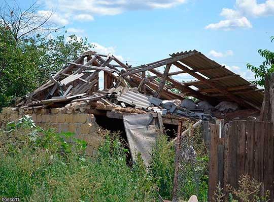 Село Николаевка - и не наше, и не ваше