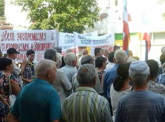 Автономии требуют венгерские и русинский меньшинства в Закарпатье