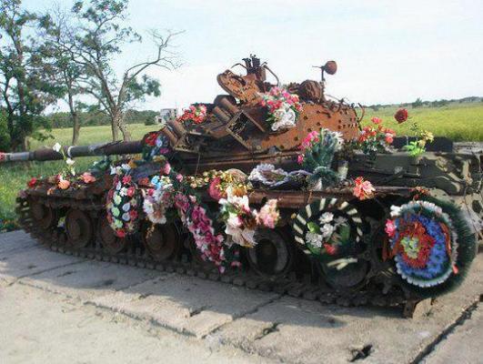 Монолог мертвого танка