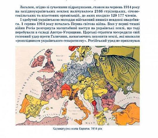 Чему обучают в современной украинской школе