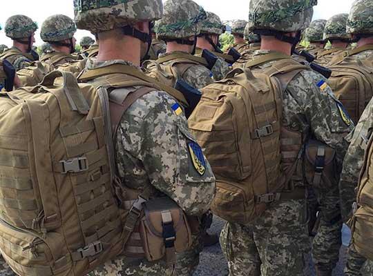 Репетиция парада ко Дню Незалежности в Киеве