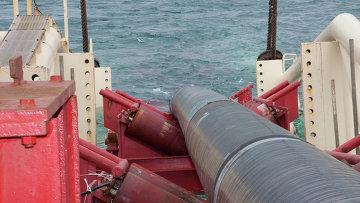 """Строитель морской части """"Турецкого потока"""" ищет подрядчика на I нитку"""