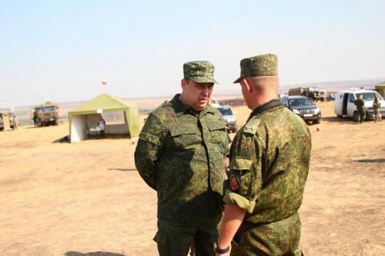 Новости ДНР, новости ЛНР, новости Новороссии сегодня 17.09.2015