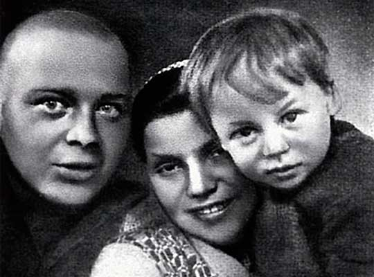 Тимур не был сыном Аркадия Голикова-Гайдара