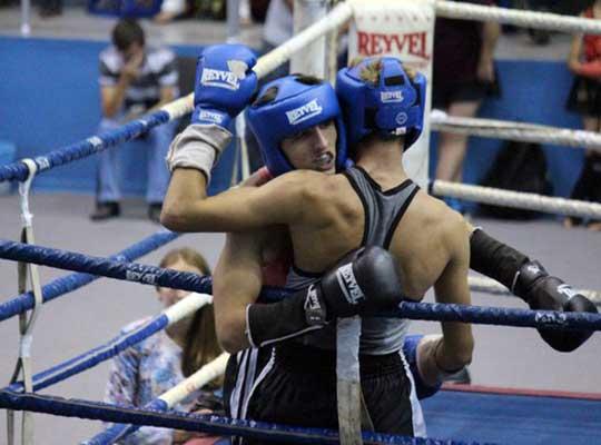 Открытый турнир по тайскому боксу