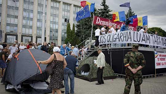 Ситуация в Молдове и выбор США
