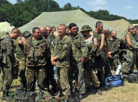 Что делают украинские пограничники в России?