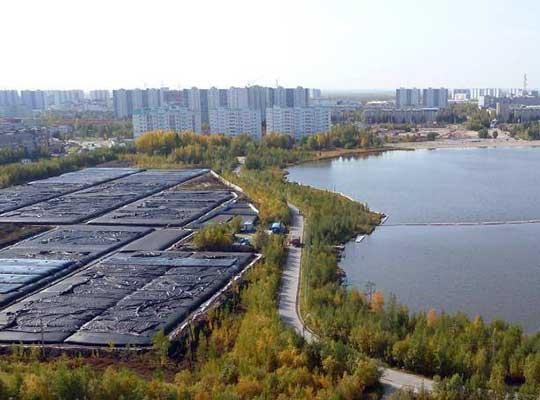 Ученые ДНР внедрили технологию добычи угля из водоемов-отстойников ЦОФ