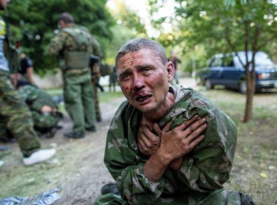 Человеческая цивилизация не видела большей мрази, чем вооруженные силы Украины!