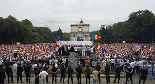 Молдова: курс на радикализацию