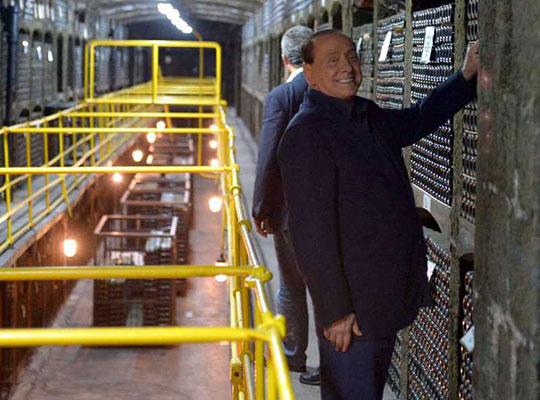 Пожалели хереса: Украина запретила Берлускони въезд