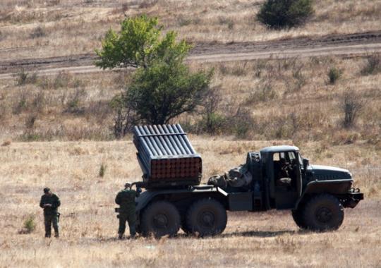 Минобороны ДНР: Оружие ВСУ хоть раз, да выстрелит за сутки