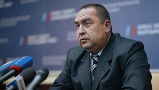 Плотницкий: до нового витка конфликта в ЛНР успели восстановить тыл